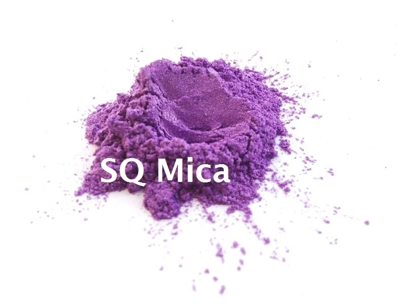 SQ Mica - Paars - KNM025