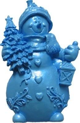 - AANBIEDING - First Impressions - Mal - Kerstmis - sneeuwpop - SE277