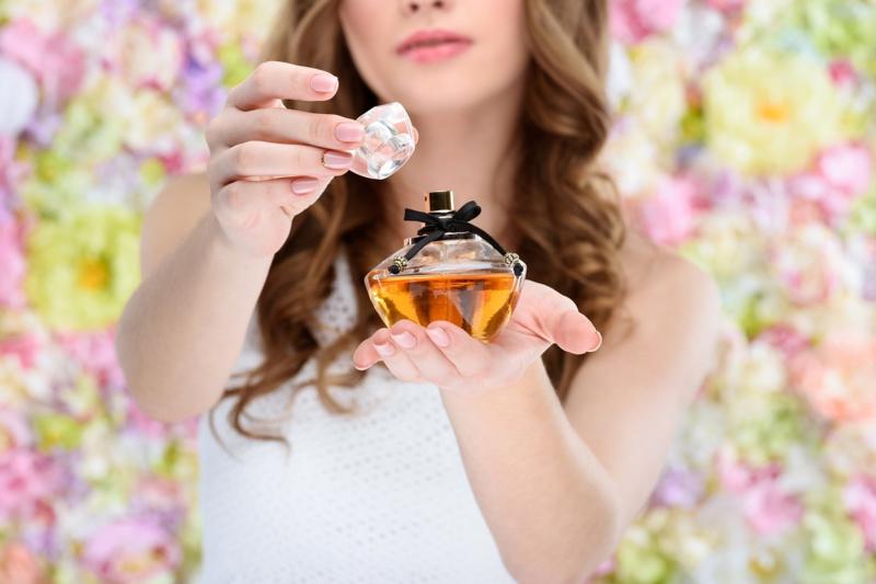 Parfum voor kaarsen - 100% natuurlijk - SQ Womanize - PKN202