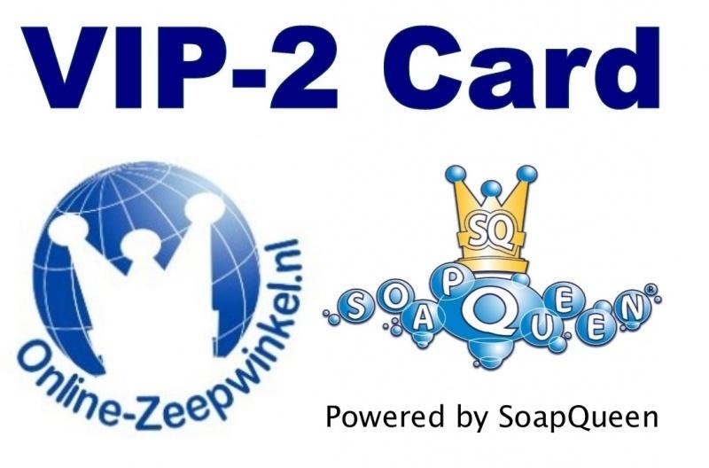 VIP-2 Card - 1 jaar lang 12,50% KORTING
