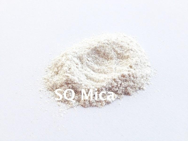 SQ Mica - Silver White - KNM042