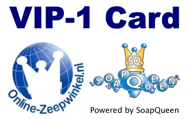 VIP-1 Card - 1 jaar lang 10% KORTING