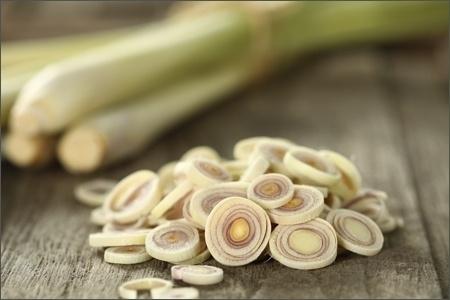 Geurolie voor cosmetica / gietzeep - Citroengras - GOG117