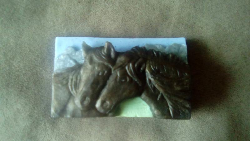 023. Linda van Soapie & More - 3D Paarden