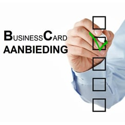 Business Aanbieding KLIK