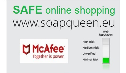 SoapQueen = SAFE shopping