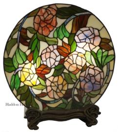 Tiffany tafellamp H43cm Hortensia's Japanse stijl