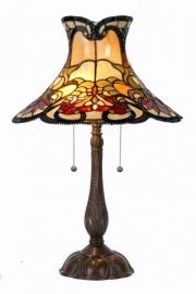 5533 Tafellamp Tiffany  H58cm Ø41cm Elisabeth