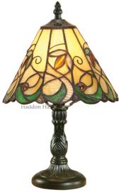 T095S TMB2 Tafellamp Tiffany H32 Ø20cm Jamelia