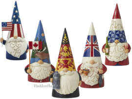 Gnomes Set van 5