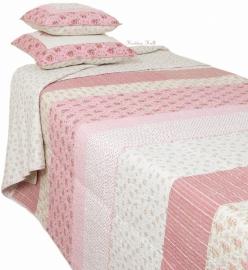 Q094 Clayre & Eef Bedsprei 180 x 260 cm Quilt Patchwork