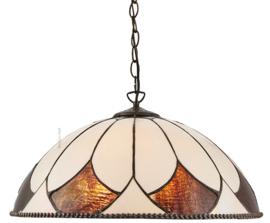 74319 Hanglamp Tiffany Ø50cm Aragon