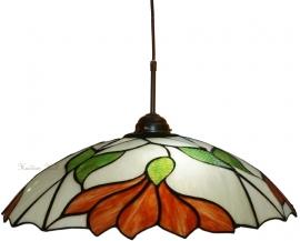 "TS07FL-345 Hanglamp Tiffany Ø45cm ""Botanica"""