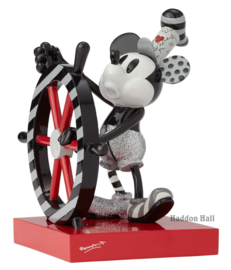 Mickey Steamboat Willie H 18cm by Britto 4059576