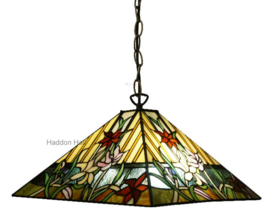 NBS161512 Hanglamp Tiffany 40x40cm Paradise