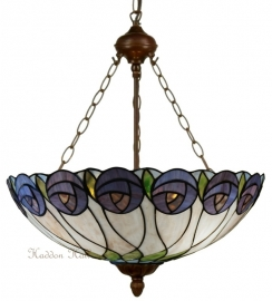 "T049L-8842 Hanglamp Mackintosh Ø50cm ""Hutchinson"""
