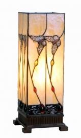 9290 Tafellamp Tiffany H44cm Windlicht  model