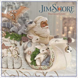 White Woodland by Jim Shore