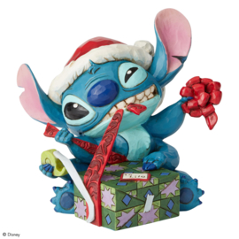 Stitch Santa H13cm Jim Shore 6002833