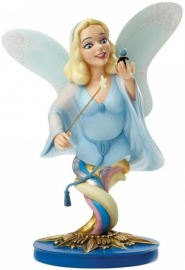 BLUE FAIRY bust & JIMINY CRICKET H21cm Grand Jester 4046193