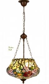 5571 8842 Hanglamp Tiffany Ø40cm Rosamunde
