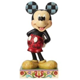 MICKEY  The Main Mouse   H 62cm  Jim Shore 4056755 Disney Traditions retired item