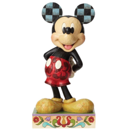 MICKEY  The Main Mouse   H 62cm  Jim Shore 4056755 Disney Traditions retired item.