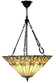 "T095L-FCL Hanglamp Tiffany Ø50cm ""Jamelia"" 5205"