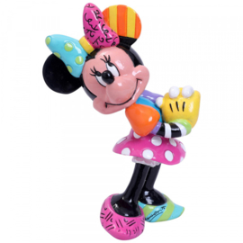 Minnie Mouse Mini Figurine H8cm Disney By Britto