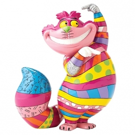 Cheshire Cat H 15cm Disney by Britto 4051799
