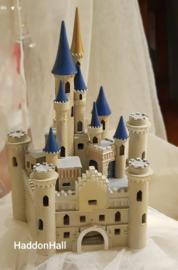 Cinderella's Castle H22cm Disney by Lenox