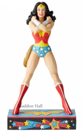 Wonder Woman Zilver Age figurine H22cm Jim Shore 6003023