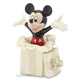 Mickey's Surprise Gifts H11,5cm Disney by Lenox 833313