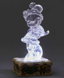 Minnie Mouse Illuminated H12cm Jim Shore 4059925