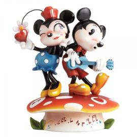 Mickey & Minnie Mouse Figurine H14cm Disney by Miss Mindy 4058894