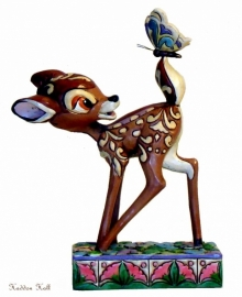 "BAMBI ""Wonder of Spring"" H 12cm JIM SHORE 4010026"