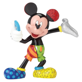 Mickey Mouse Selfie H 21cm Disney by Britto 4055690
