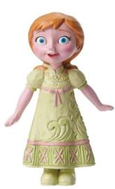 Frozen Anna H9cm Jim Shore mini-figurine A27571