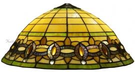 "5804 Kap Tiffany Ø51cm ""Olive"""