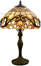 5776 9318 Tafellamp Tiffany H48cm Ø30cm Pendragon