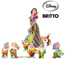 Snow White & 7 Dwarfs Set - Disney by Britto