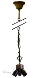 98 Ophanging voor hanglamp 3 x E27
