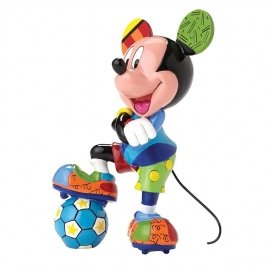 Mickey Mouse Football H 15cm Disney by Britto 4052558
