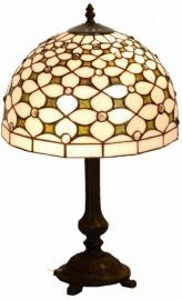 506 5794 Tafellamp Tiffany H48cm Ø30cm Jewel