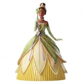 TIANA Masquerade figurine  H20cm Showcase Haute Couture Disney