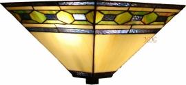 5702 80 Plafonniere Tiffany 36x36cm Memphis
