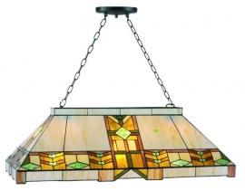5469 Hanglamp Tiffany B92cm Biljart model Blerick