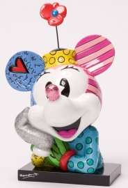 Minnie Mouse Bust H18cm DIsney by Britto 4033888