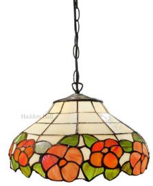 5941 Hanglamp Tiffany Ø32cm Blomma
