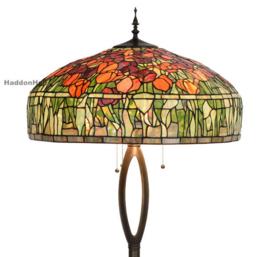 6041 Vloerlamp Tiffany Ø56cm Tulps